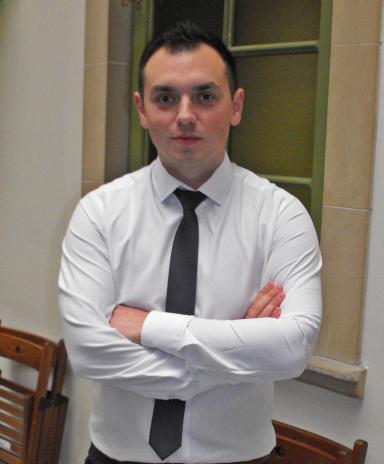 agent Radosław Kienigsman